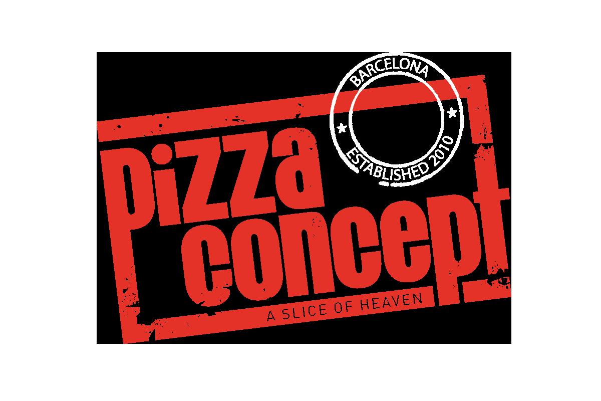 Logo, Pizza Concept