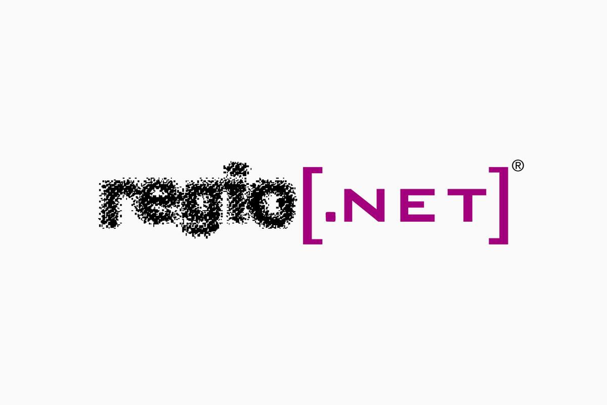 Logo, Regio.[NET]
