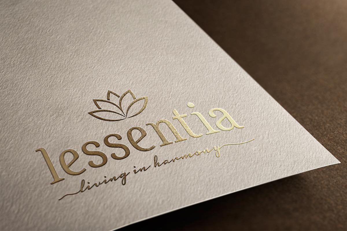 Letterpress version of logo