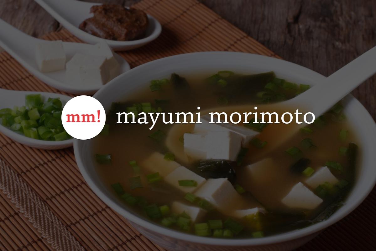 mayumi morimoto image overlay