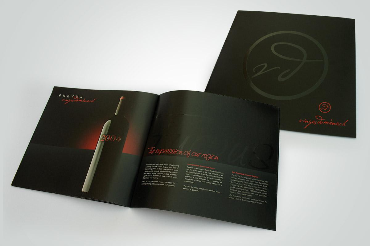 Vinyes Domènech brochure